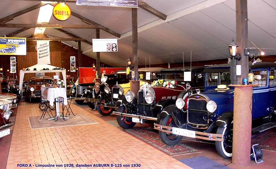Vintage Car Service - Bullenstall - Home